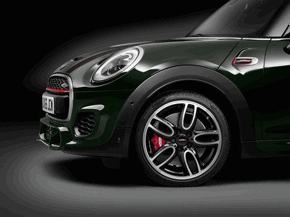 2016 Mini John Cooper Works convertible 13