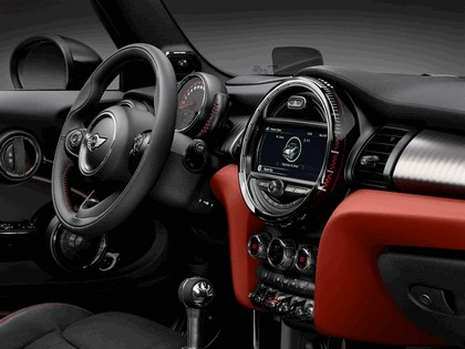 2016 Mini John Cooper Works convertible 14