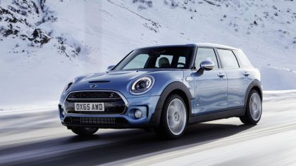2016 Mini Clubman ALL4 7
