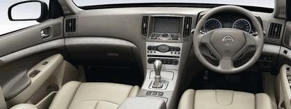 2007 Nissan Skyline 350GT Type P 4
