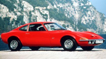 1965 Opel Experimental GT 9