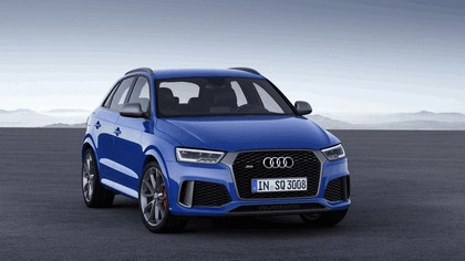 2016 Audi RS Q3 Amplified 4