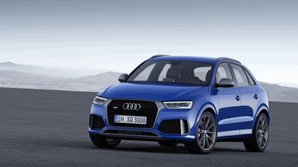 2016 Audi RS Q3 Amplified 5