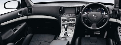 2007 Nissan Skyline 350GT Type S 4