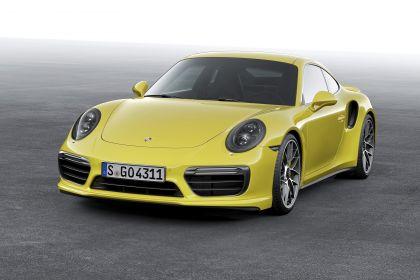 2016 Porsche 911 ( 991 type II ) Turbo S 4
