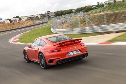 2016 Porsche 911 ( 991 type II ) Turbo S 8