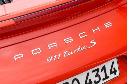 2016 Porsche 911 ( 991 type II ) Turbo S 13