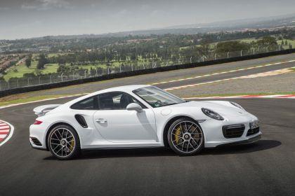 2016 Porsche 911 ( 991 type II ) Turbo S 16