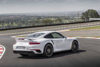 2016 Porsche 911 ( 991 type II ) Turbo S 17