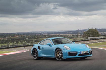 2016 Porsche 911 ( 991 type II ) Turbo S 19