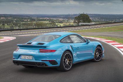 2016 Porsche 911 ( 991 type II ) Turbo S 21