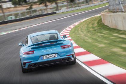 2016 Porsche 911 ( 991 type II ) Turbo S 23