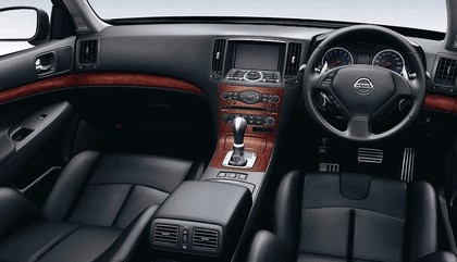 2007 Nissan Skyline 350GT Type SP 17