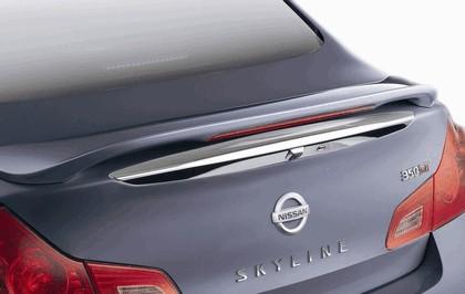 2007 Nissan Skyline 350GT Type SP 22