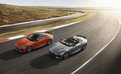 2016 Jaguar F-Type SVR coupé 17