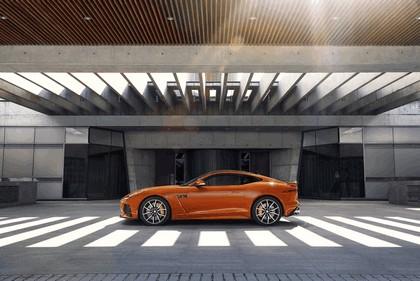 2016 Jaguar F-Type SVR coupé 18