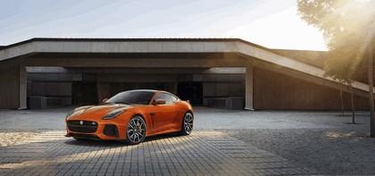 2016 Jaguar F-Type SVR coupé 21