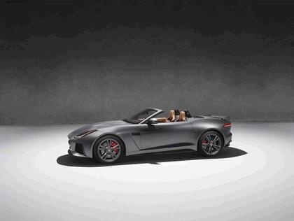 2016 Jaguar F-Type SVR convertible 2
