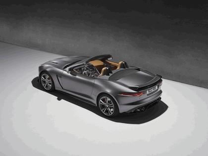 2016 Jaguar F-Type SVR convertible 3