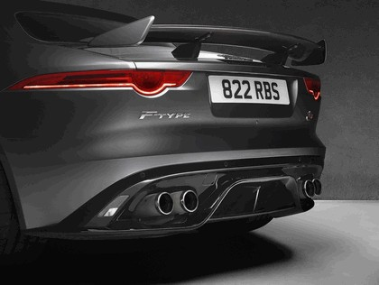 2016 Jaguar F-Type SVR convertible 6