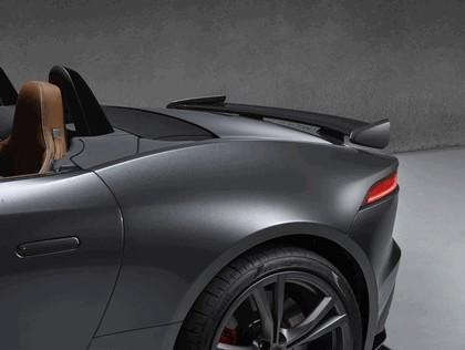 2016 Jaguar F-Type SVR convertible 7