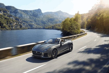 2016 Jaguar F-Type SVR convertible 15