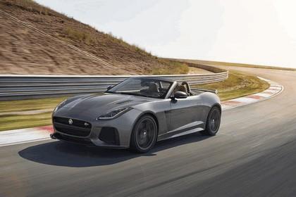 2016 Jaguar F-Type SVR convertible 19