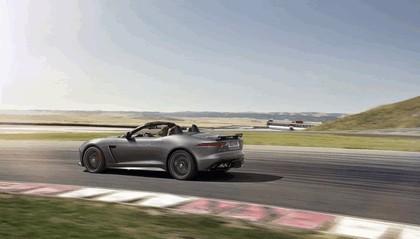 2016 Jaguar F-Type SVR convertible 21