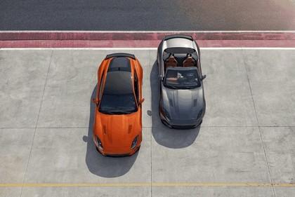 2016 Jaguar F-Type SVR convertible 24