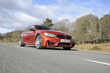 2016 BMW M3 Competition Package 1