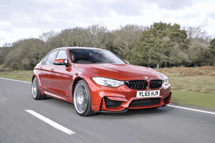 2016 BMW M3 Competition Package 2