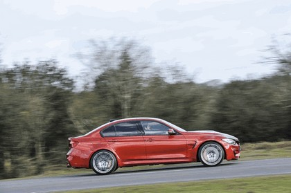2016 BMW M3 Competition Package 6