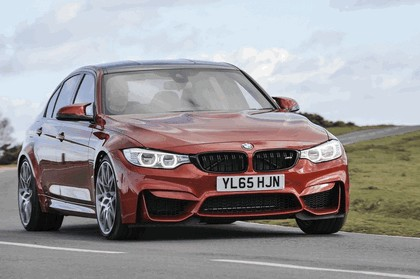2016 BMW M3 Competition Package 8