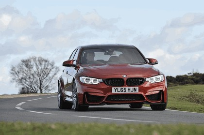 2016 BMW M3 Competition Package 9
