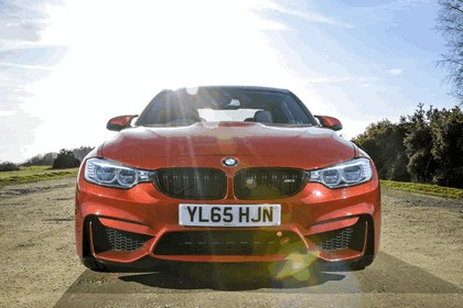 2016 BMW M3 Competition Package 10