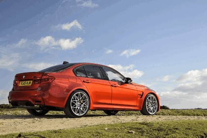 2016 BMW M3 Competition Package 13