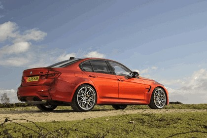 2016 BMW M3 Competition Package 14