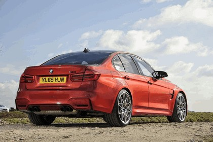 2016 BMW M3 Competition Package 15