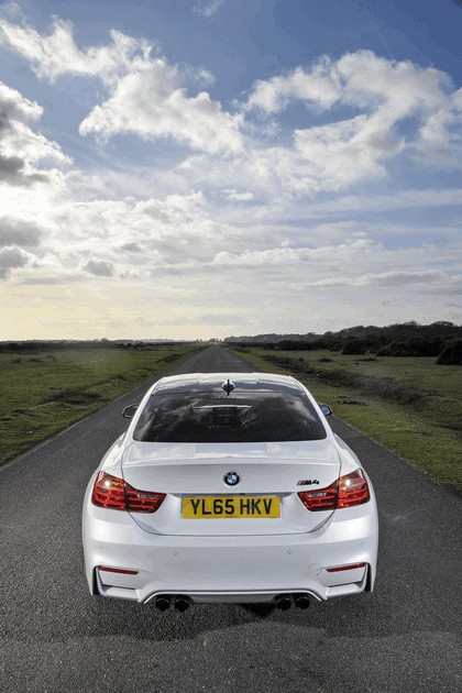 2016 BMW M4 Competition Package 5