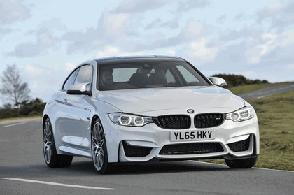 2016 BMW M4 Competition Package 10