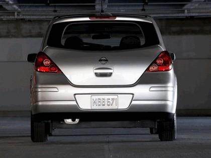 2007 Nissan Versa hatchback 4