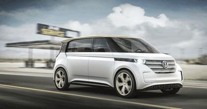 2016 Volkswagen BUDD-e concept 4