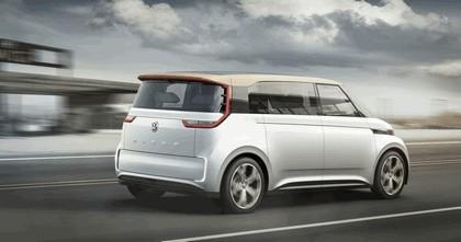 2016 Volkswagen BUDD-e concept 5