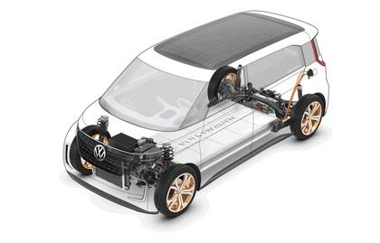 2016 Volkswagen BUDD-e concept 11
