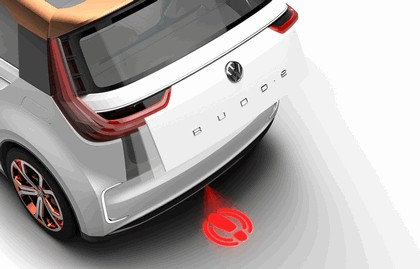 2016 Volkswagen BUDD-e concept 22