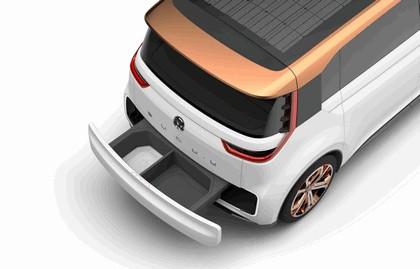 2016 Volkswagen BUDD-e concept 24