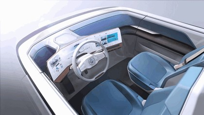 2016 Volkswagen BUDD-e concept 26