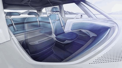 2016 Volkswagen BUDD-e concept 28
