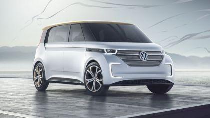 2016 Volkswagen BUDD-e concept 7