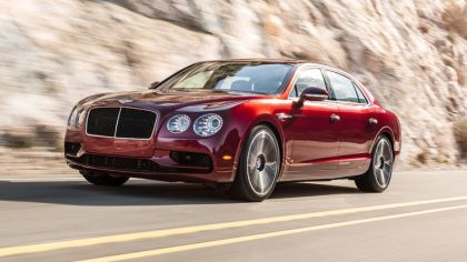 2016 Bentley Flying Spur V8 S 5